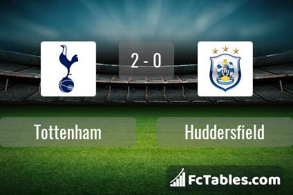 Preview image Tottenham - Huddersfield