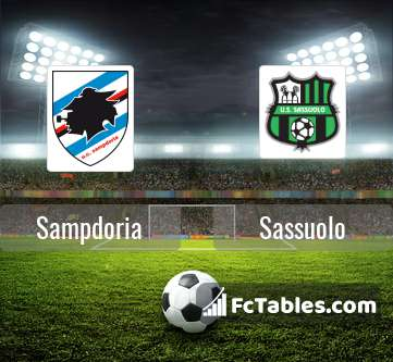 Preview image Sampdoria - Sassuolo