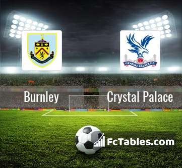 Preview image Burnley - Crystal Palace
