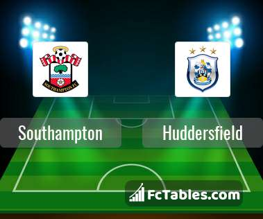 Preview image Southampton - Huddersfield