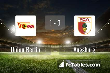 Preview image Union Berlin - Augsburg
