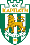 Karpaty Lwów logo