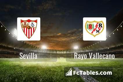 Preview image Sevilla - Rayo Vallecano