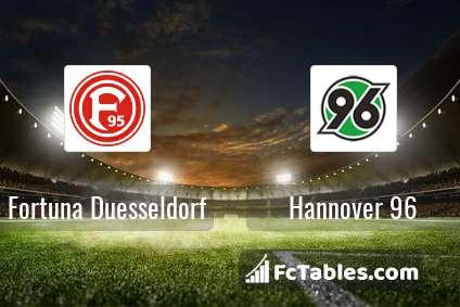 Podgląd zdjęcia Fortuna Duesseldorf - Hannover 96