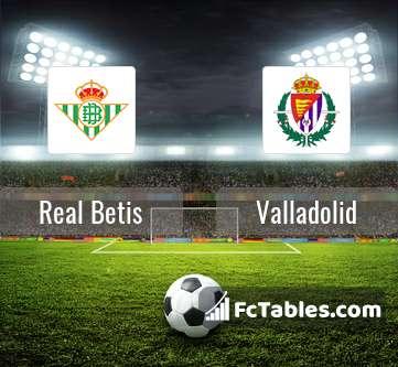 Anteprima della foto Real Betis - Valladolid