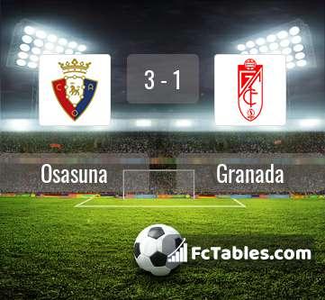 Preview image Osasuna - Granada