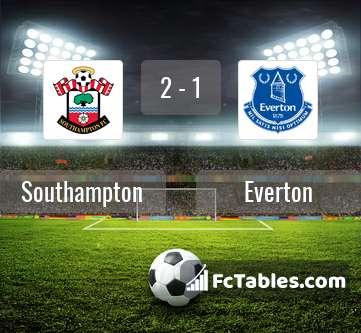 Preview image Southampton - Everton