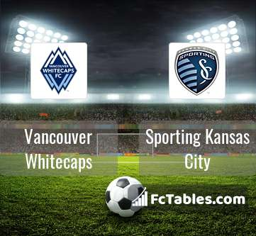 Preview image Vancouver Whitecaps - Sporting Kansas City