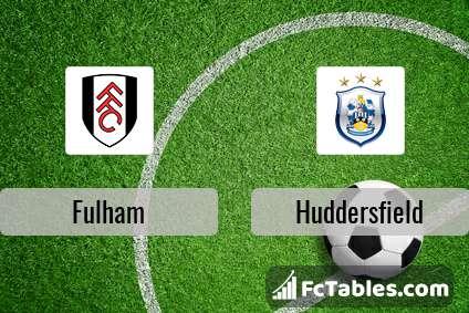 Anteprima della foto Fulham - Huddersfield Town