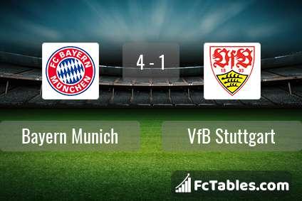 Preview image Bayern Munich - VfB Stuttgart