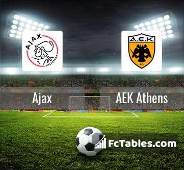 Preview image Ajax - AEK Athens