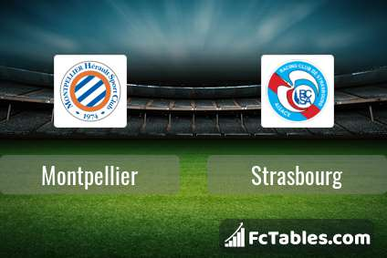 Preview image Montpellier - Strasbourg