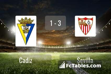 Preview image Cadiz - Sevilla