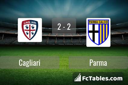 Preview image Cagliari - Parma
