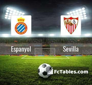 Preview image Espanyol - Sevilla