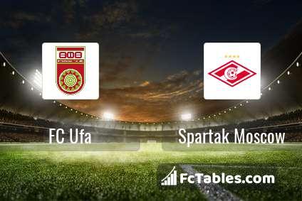 Anteprima della foto FC Ufa - Spartak Moscow
