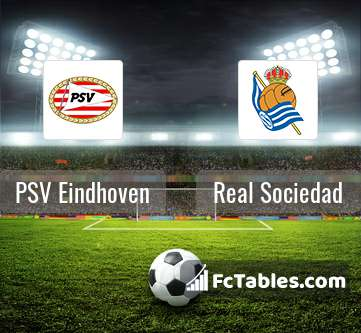Preview image PSV Eindhoven - Real Sociedad