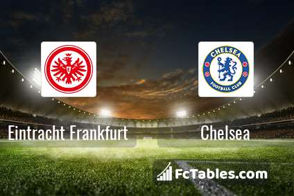Podgląd zdjęcia Eintracht Frankfurt - Chelsea