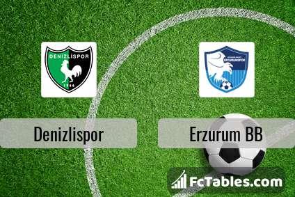 Preview image Denizlispor - Erzurum BB