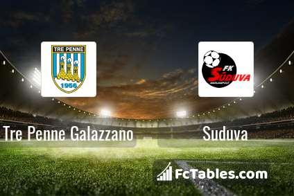 Preview image Tre Penne Galazzano - Suduva