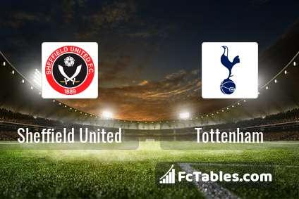 Anteprima della foto Sheffield United - Tottenham Hotspur