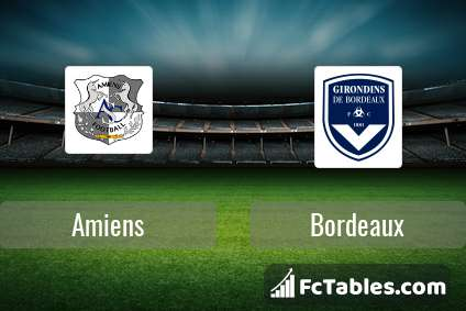 Preview image Amiens - Bordeaux