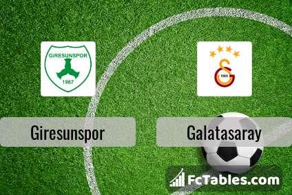 Preview image Giresunspor - Galatasaray