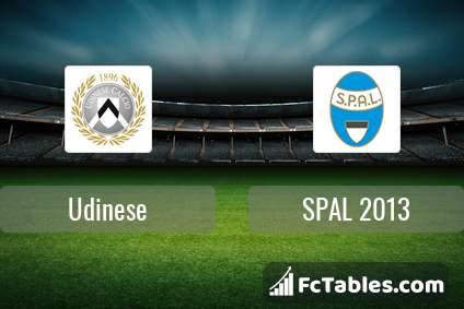 Preview image Udinese - SPAL