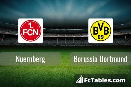 Podgląd zdjęcia Nuernberg - Borussia Dortmund