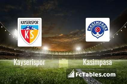 Preview image Kayserispor - Kasimpasa