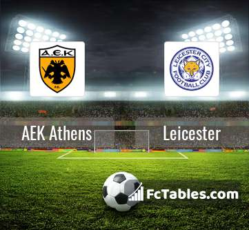 Anteprima della foto AEK Athens - Leicester City