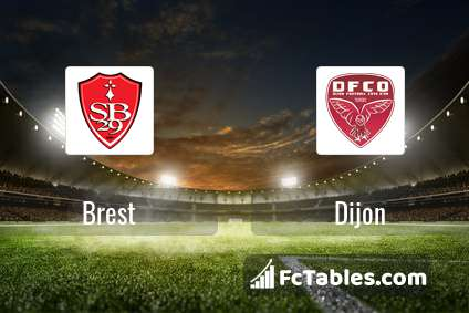 Preview image Brest - Dijon