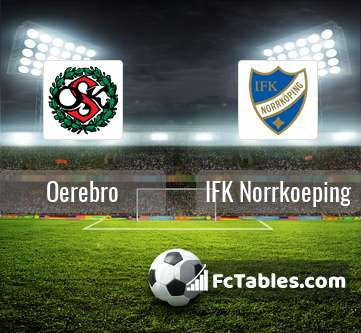 Preview image Oerebro - IFK Norrkoeping