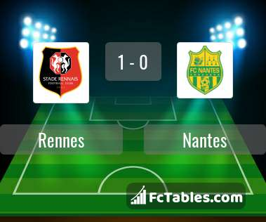 Preview image Rennes - Nantes