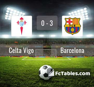 Preview image Celta Vigo - Barcelona