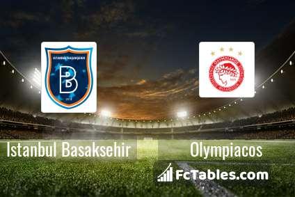 Preview image Istanbul Basaksehir - Olympiacos