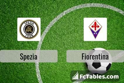 Preview image Spezia - Fiorentina