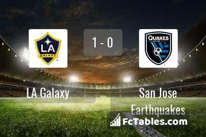 Anteprima della foto LA Galaxy - San Jose Earthquakes
