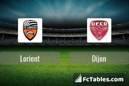 Preview image Lorient - Dijon