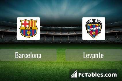 Preview image Barcelona - Levante