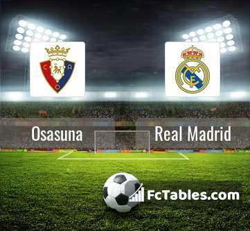 Preview image Osasuna - Real Madrid