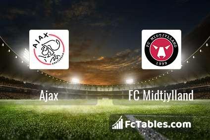 Podgląd zdjęcia Ajax Amsterdam - FC Midtjylland