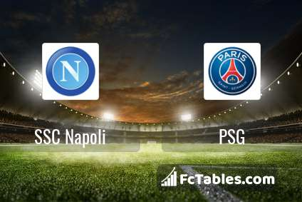 SSC Napoli vs PSG H2H 6 nov 2018 Head to Head stats predictions 982341a0547cf