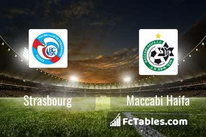 Preview image Strasbourg - Maccabi Haifa