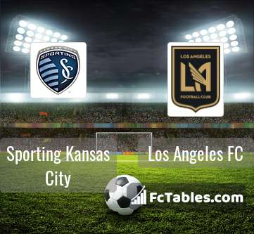 Preview image Sporting Kansas City - Los Angeles FC