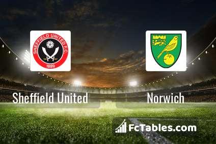 Anteprima della foto Sheffield United - Norwich City