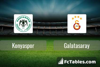 Preview image Konyaspor - Galatasaray