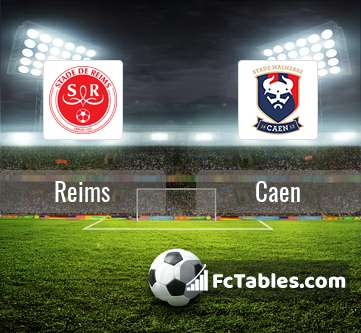 Preview image Reims - Caen