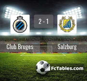 Preview image Club Bruges - Salzburg