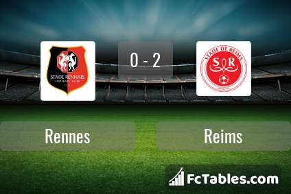 Preview image Rennes - Reims